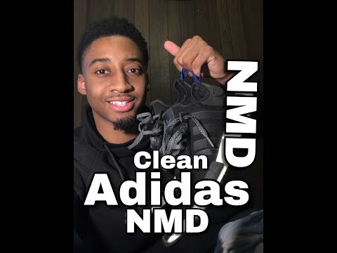how to ean clean adidas nmd (r1,rx1,Yeezy boost)