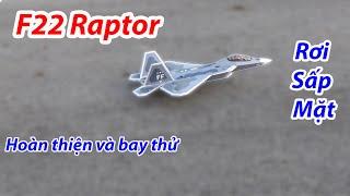 Hướng dẫn làm máy bay F22 Raptor phần 2| How to make F22 Raptor Rc part 2| Skynet RC