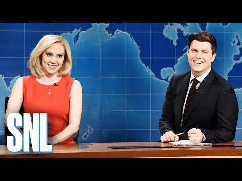 Weekend Update: Laura Ingraham - SNL