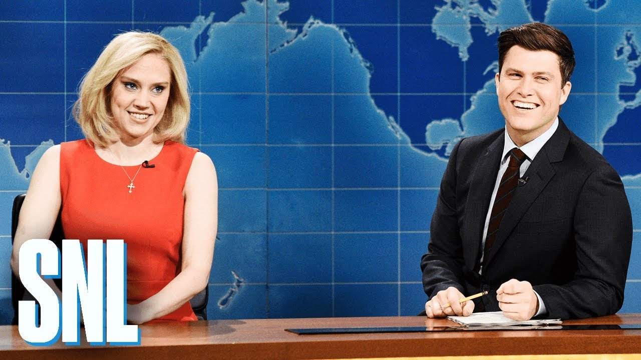 Laura Ingraham Comes to SNL to Share Her Great New Sponsors