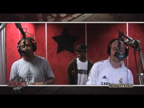 101Barz - Remastered Studiosessie - Rico, Sticks & Typhoon