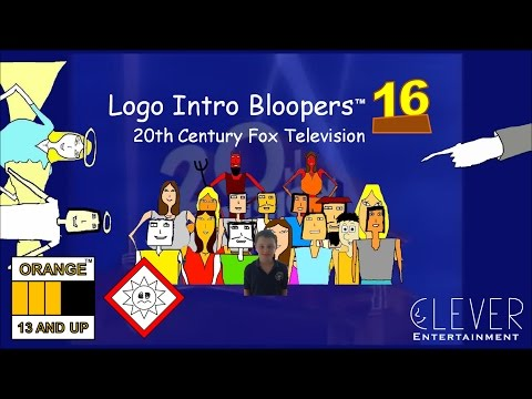 Logo Intro Bloopers 16: 20th Century Fox Television