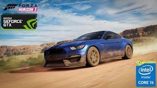 Forza Horizon 3 [ I5 4460 - GTX 960 ]