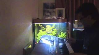 Yehi Woh Jagah Hai +instrumental + Piano psr s910