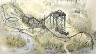 Efteling - Muziek Baron 1898 - De Witte Wieven