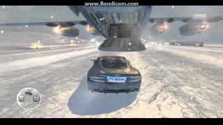 007 Legends Drive a car