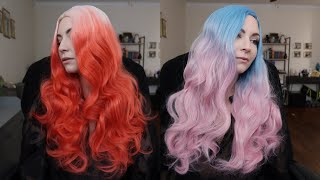 YesStyle Wig Unboxing   Cheap Wig Haul