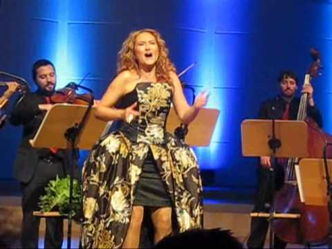 Simone Kermes ''DRAMMA'' Tour, Dortmund