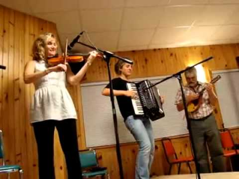 Kelli Trottier - Calvinish - CGM Fiddle Camp - Aug. 2010
