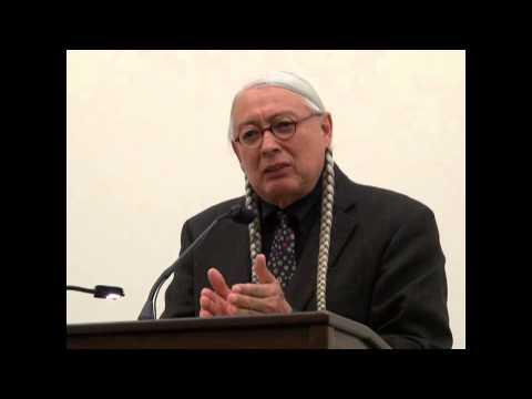 Walter Echo-Hawk, Sr. Esq. (Pawnee)