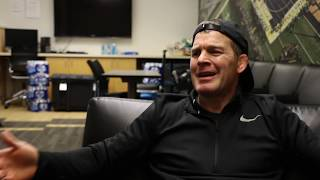 Tom Brands Coaching Under Dan Gable