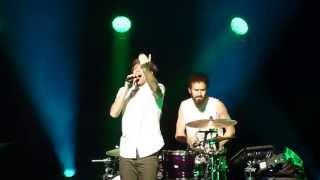 Fun. - All Alone - Live in Paris - Olympia - June 20th 2013