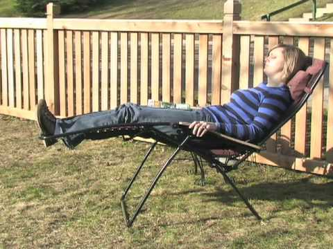Sonoma Anti Gravity Chair Review Diy Bows Faulkner Zero Youtube