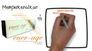 ▶ Ener Age with Hyaluronic Acid KelsWellness.com