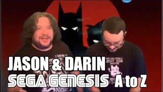 Adventures Of Batman & Robin   Sega Genesis  Review & Gameplay