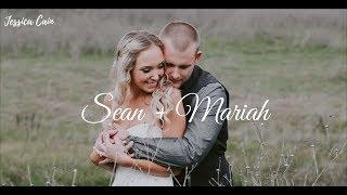 Sean & Mariah - GORGEOUS Barn wedding - Pilot Hill, CA