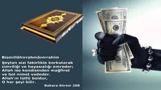 Kuranı Kerim Türkçe Meali Bakara Suresi 268