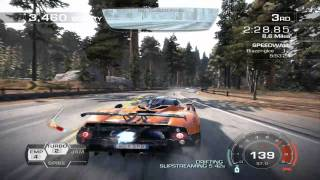 Need for Speed Hot Pursuit ~ Racer Gameplay ~ Hotting Up