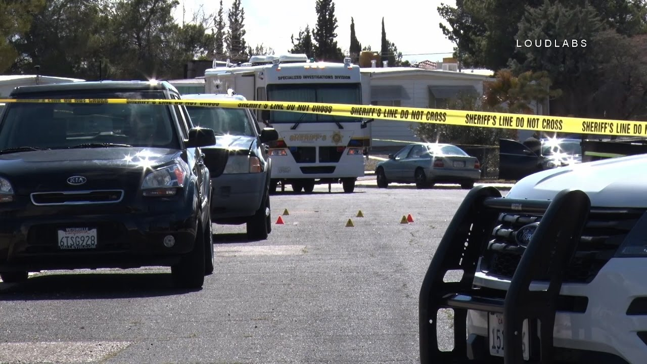 Shooting Raw Footage: Fatal Shooting / Victorville RAW FOOTAGE