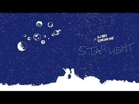 Dj Take Feat. Simona Nae - Starlight (Lyric Video)