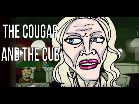 THE COUGAR AND THE CUB (Animated Short Film)