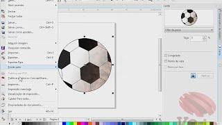 Corel Draw x7, como salvar em pdf