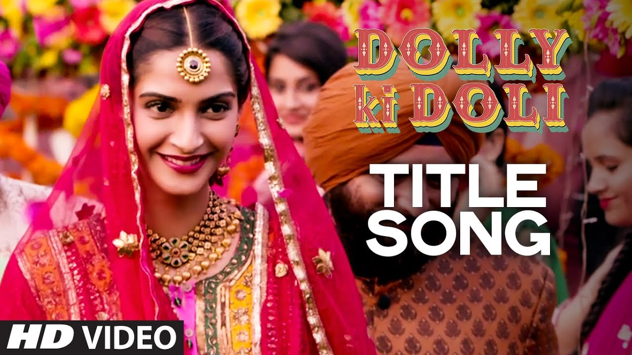 Dolly Ki Doli Video Song  Sonam Kapoor  T-Series - Youtube-3785