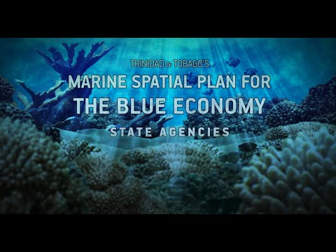Trinidad and Tobago's Marine Spatial Plan for the Blue Economy - State agencies