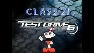 test drive 6 Tournament Race Class 2 first Tour