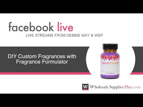 Learn to Make Custom Fragrance Oils with Fragrance Formulato
