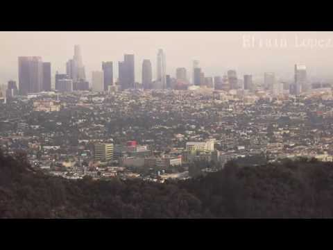 4K - Sunset LA 2016