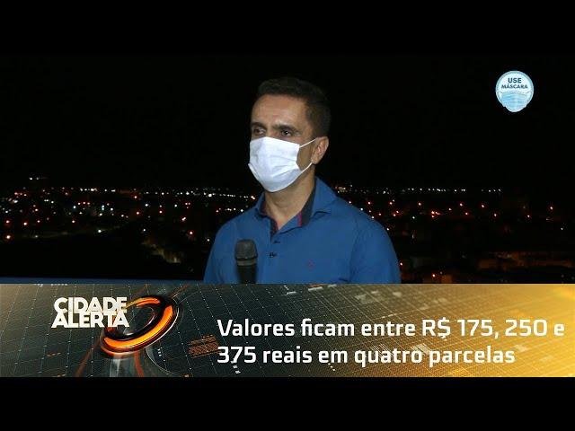 Auxílio emergencial: valores ficam entre R$ 175, 250 e 375 reais em quatro parcelas