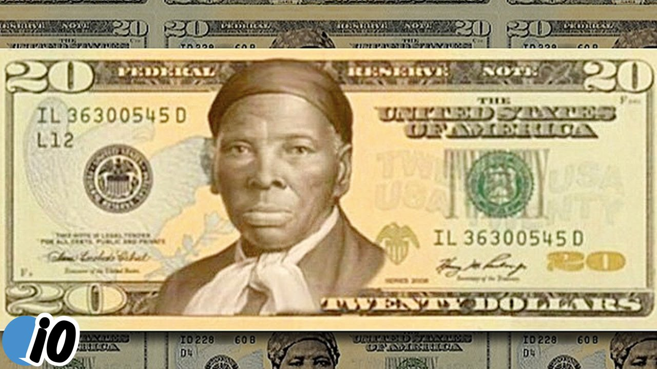 10 Things You Need To Know About The New Face Of The 20 Bill