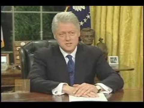 President Bill Clinton - Farewell Address