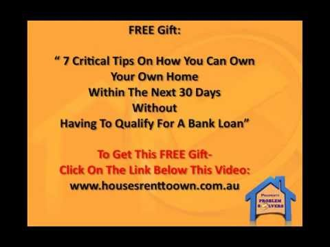 Rent To Own Houses- What Is A Rent To Own House In Australia https - loan document