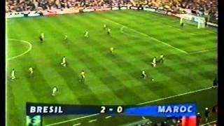 16/06/1998 Brazil v Morocco