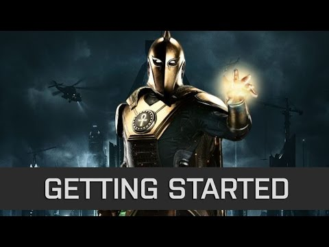 Injustice 2 - Getting Started: Doctor Fate