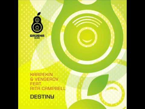 Karpekin & Vengerov feat. Rita Campbell — Destiny (Central Avenue Remix)