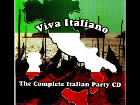 "Viva Italiano ""The Complete Italian Party Music Collection"" C.D."