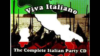 """Viva Italiano """"The Complete Italian Party Music Collection"""" C.D."""