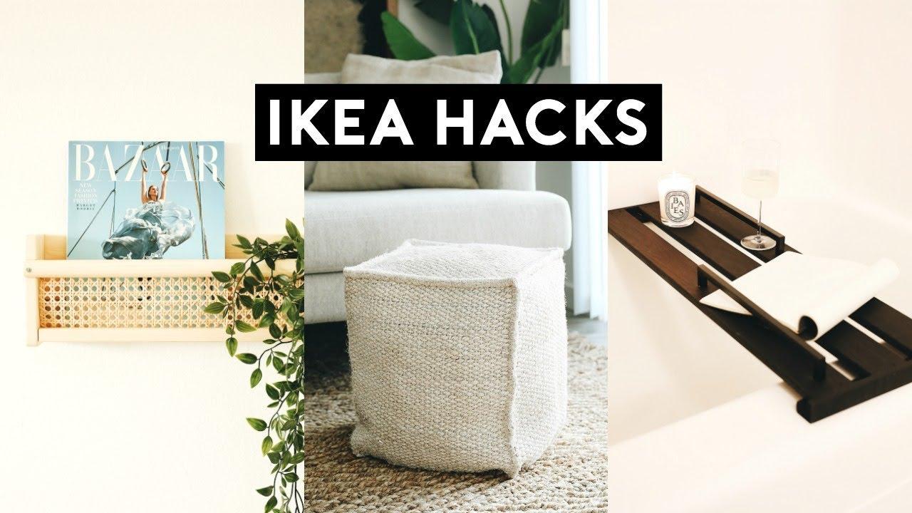 Diy Ikea Hacks 2020 Cheap Simple Pinterest Inspired Youtube
