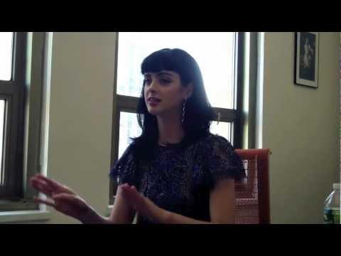 """Jessica Jones"" Star Krysten Ritter Interviewed by Scott Feinberg"