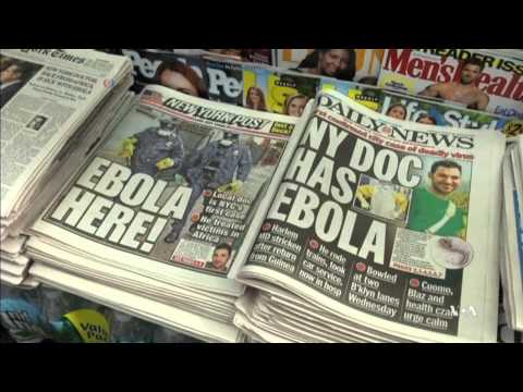 One US Ebola Patient Cured, Another Stricken