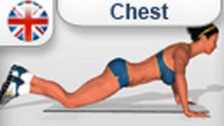 Chest Exercise Woman / Female | breast  firming toning