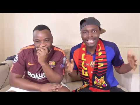 Chelsea vs Barcelona Match Preview Analysis  Emma CFC TV VS MarvNTreyHD Blog