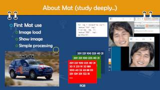 OpenCV Lecture - 1. Introduce (5/7) : Mat basic operation +,-,/,*