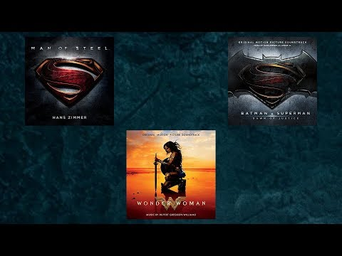Road to Justice (A DCEU Medley)