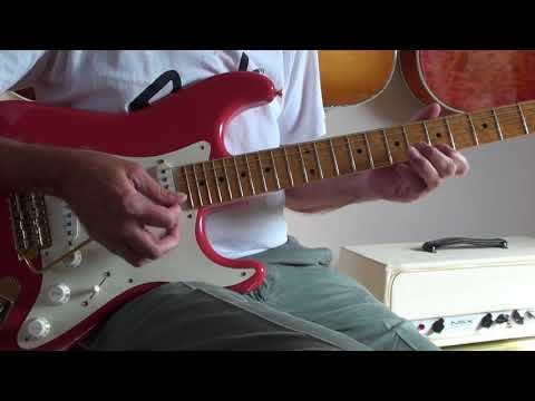I Say A Little Prayer. Aretha Franklin Guitar Tribute. Phil McGarrick Free Tabs