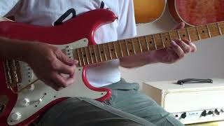 Baixar I say a little prayer. Aretha Franklin Guitar tribute. Phil McGarrick Free Tabs