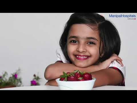 Maintaining Bowel Health In Children | Dr. Srikanth K P | Manipal Hospitals India